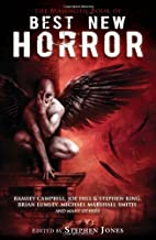 The Mammoth Book of Best New Horror 21 by…
