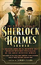 The Mammoth Book of Sherlock Holmes Abroad…