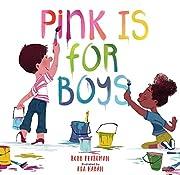 Pink Is for Boys – tekijä: Robb Pearlman