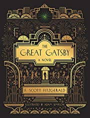The Great Gatsby: A Novel: Illustrated…