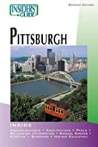 Insiders' Guide to Pittsburgh, 2nd…