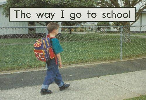 The Way I Go to School