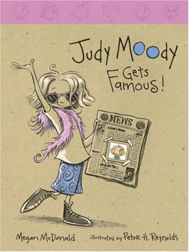 Judy Moody Gets Famous!