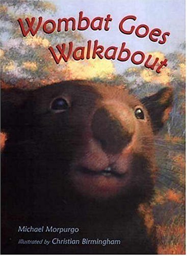 Image result for wombat goes walkabout