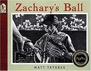 Zachary's Ball (Tavares baseball books) de…