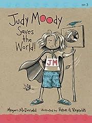 Judy Moody Saves the World! af Megan…