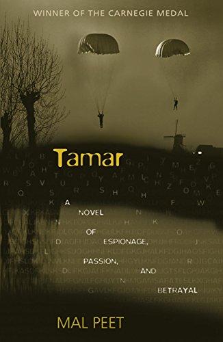 Tamar: A Novel of Espionage, Passion, and Betrayal, Peet, Mal