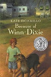 Because of Winn-Dixie par Kate DiCamillo