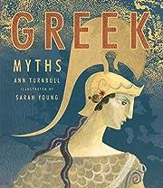 Greek Myths de Ann Turnbull
