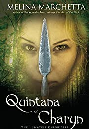 Quintana of Charyn: The Lumatere Chronicles…