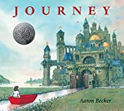 Journey (Aaron Becker's Wordless Trilogy) by…