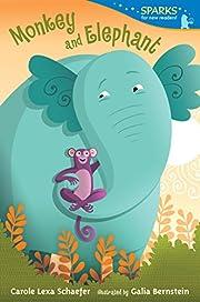 Monkey and Elephant: Candlewick Sparks –…
