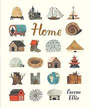 Home av Carson Ellis