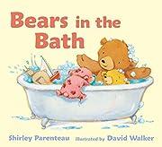 Bears in the Bath av Shirley Parenteau