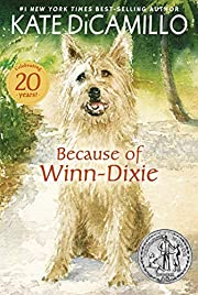 Because of Winn-Dixie af Kate DiCamillo