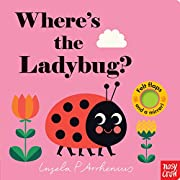 Where's the Ladybug? av Nosy Crow