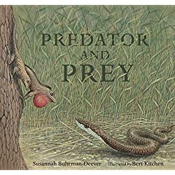 Predator and Prey: A Conversation in Verse by Susannah Buhrman