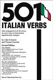 501 Italian Verbs (501 Verbs Series) av John…