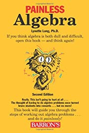 Painless Algebra (Barron's Painless) af…