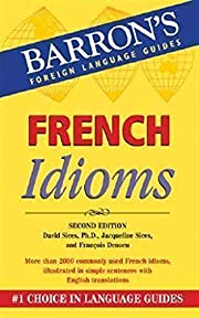 French Idioms (Barron's Foreign…