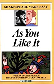 As You Like It (Shakespeare Made Easy…