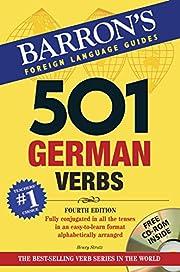 501 German Verbs with CD-ROM (501 Verb…