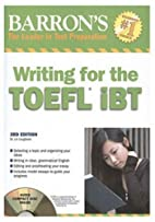 Barron's Writing for the TOEFL iBT:…