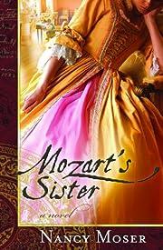 Mozart's Sister por Nancy Moser