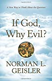 If God, Why Evil? A New Way to Think about the Question book cover