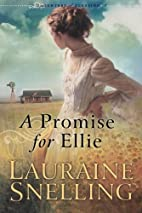 A Promise for Ellie (Daughters of Blessing…