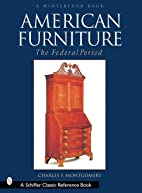 American furniture, the Federal period, in…