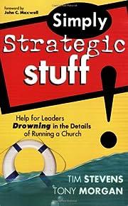 Simply Strategic Stuff: Help for Leaders…