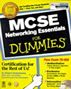 MCSE Networking Essentials for Dummies by…