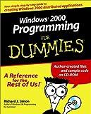 Windows 2000 programming for dummies