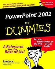 PowerPoint 2002 for Dummies – tekijä:…