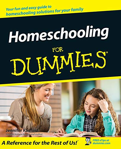 # 3 – Homeschooling For Dummies, by Jennifer Kaufeld