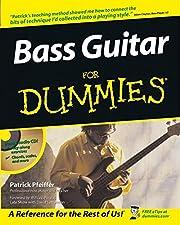 Bass Guitar for Dummies de Patrick Pfeiffer
