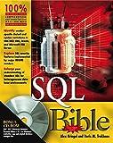 couverture du livre SQL Bible