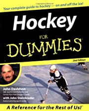 Hockey for Dummies af John Davidson