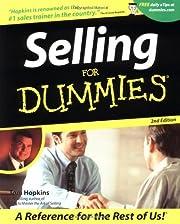 Selling for Dummies de Tom Hopkins