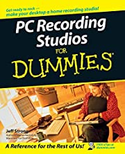 PC Recording Studios For Dummies de Jeff…