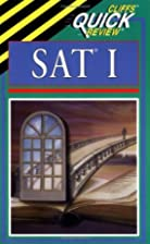SAT I (Cliffs Quick Review) by Jerry Bobrow…