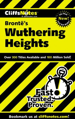 Brontë's Wuthering Heights