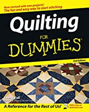 Quilting For Dummies, 2nd Edition por Cheryl…