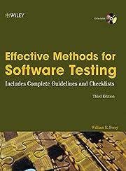 Effective Methods for Software Testing de…