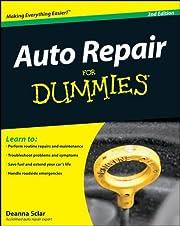 Auto Repair For Dummies av Deanna Sclar