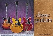 Classic Guitars (Postcard Books) de Robert…