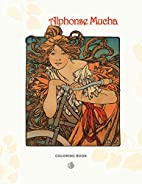 Alphonse Mucha (Pomeganate Colouring Book)…