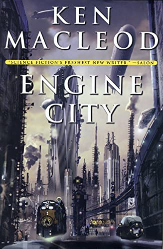 Image for Engine City (Engines of Light)