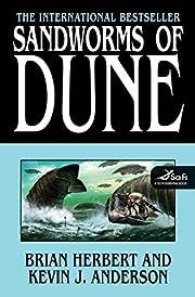 Sandworms of Dune af Brian Herbert